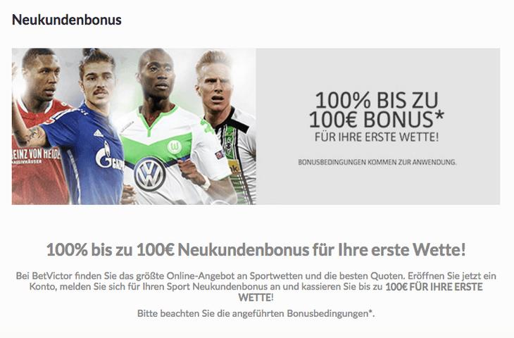BetVictor_Bonus_100%_bis_zu_100€